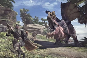Monster Hunter World reveals summary videos of every weapon type