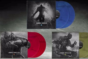 Dark Souls trilogy is getting a limited edition vinyl soundtrack