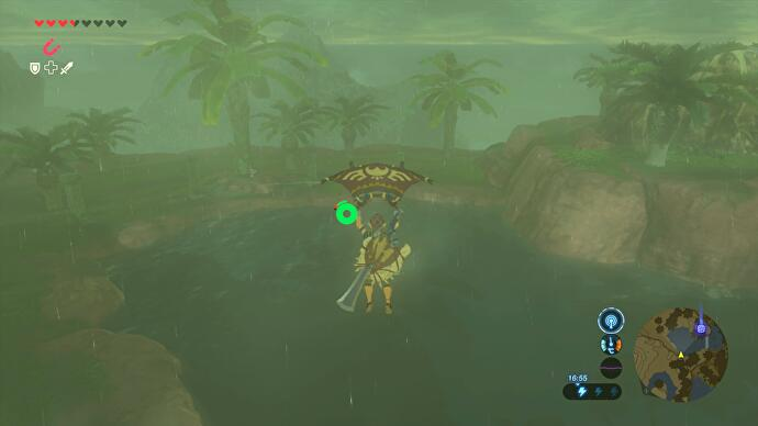 Zelda Qukah Nata And A Song Of Storms Quest Solution In Breath Of