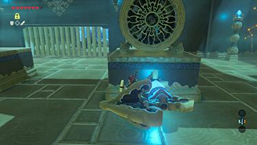 Zelda Akh Va Quot And Windmills Trial Solution In Breath Of The Wild Eurogamer Net As link enters the ancient shrine, he is greeted by the shrine's monk, akh va'quot. zelda akh va quot and windmills trial