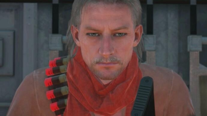 Metal Gear Solid 5 update adds playable Ocelot to FOB missions