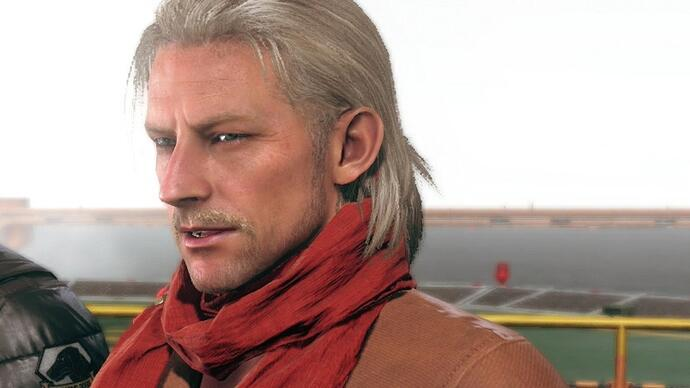 Metal Gear Solid 5 update voegt speelbare Revolver Ocelot toe