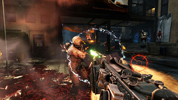 Killing Floor 2 girerà a 1800p su Xbox One X