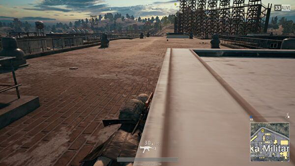 pubg disable the HUD