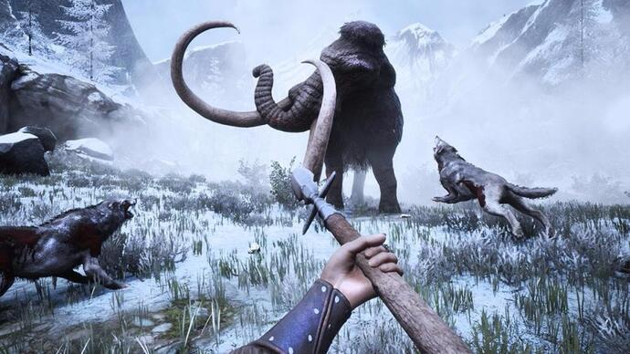 Conan Exiles' free expansion is The Frozen North