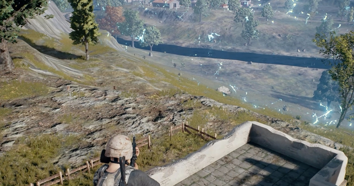 It S Time To Settle The Playerunknown S Battlegrounds Blue