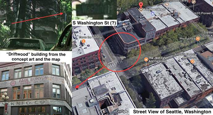 The Last Of Us Fans Think Theyve Sleuthed Out Part 2s Location - The-last-of-us-new-maps