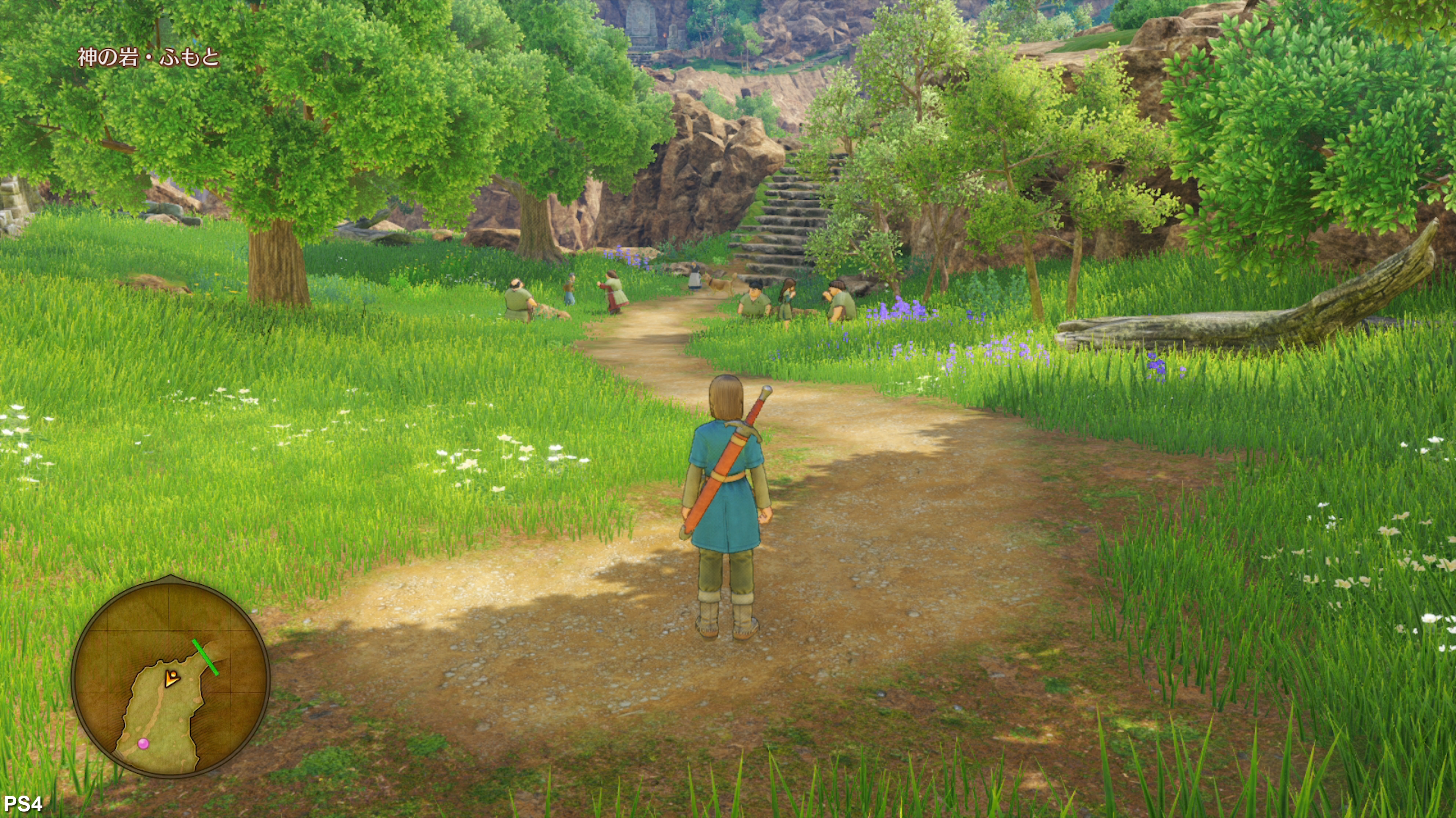 Dragon Quest XI Digital Sales and Shipments Surpass 3 Million in Japan