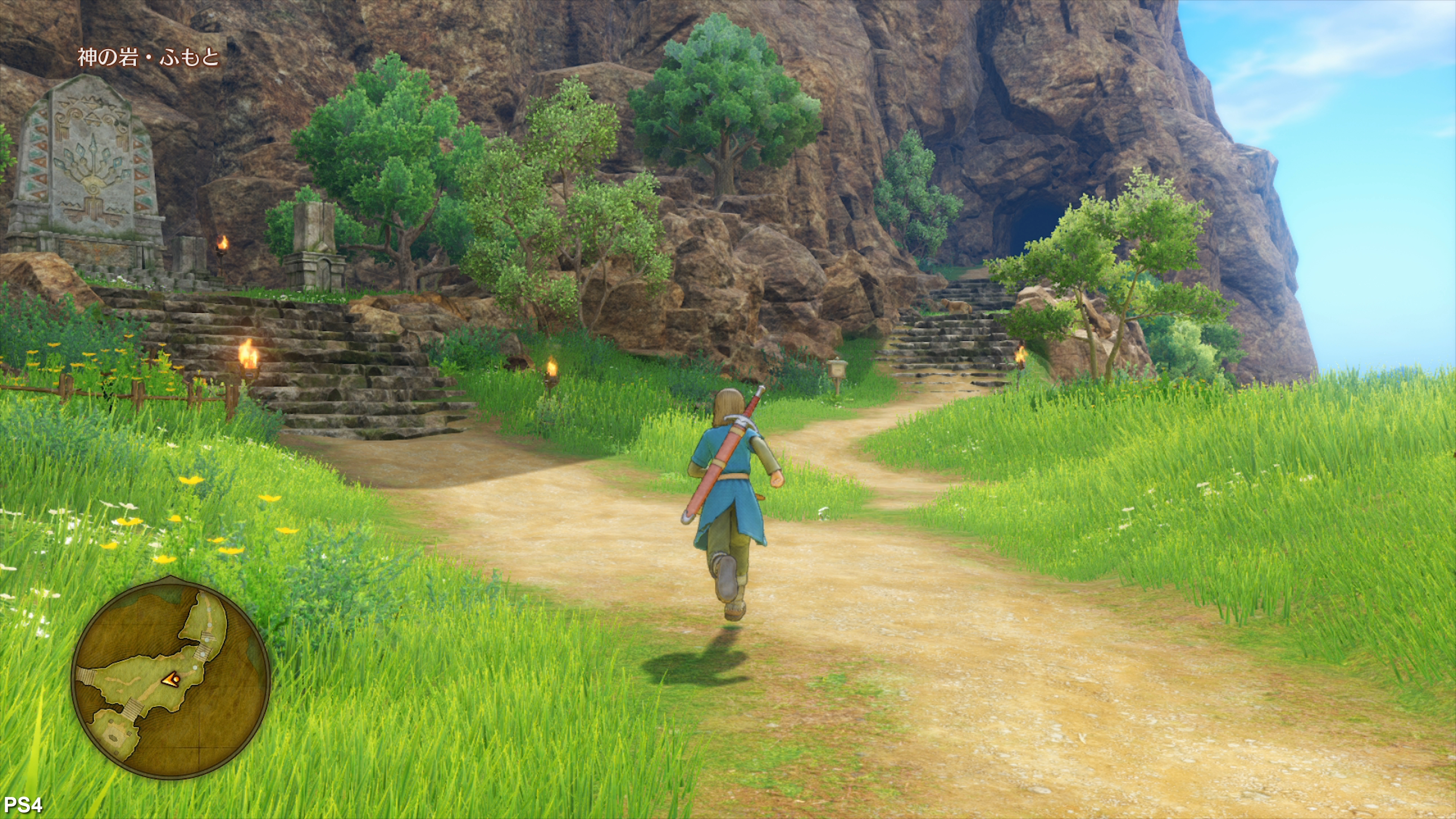 Dragon Quest 11: is Unreal Engine 4 a good fit for JRPGs