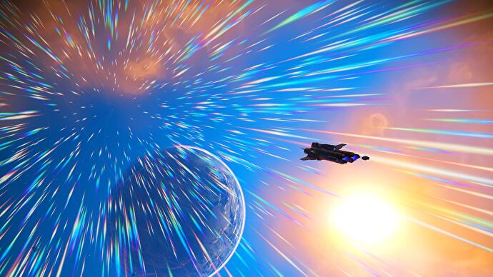 One year on, is No Man's Sky the game it should have been