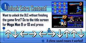 Mega Man Legacy Collection 2 has an old-school cheat code that