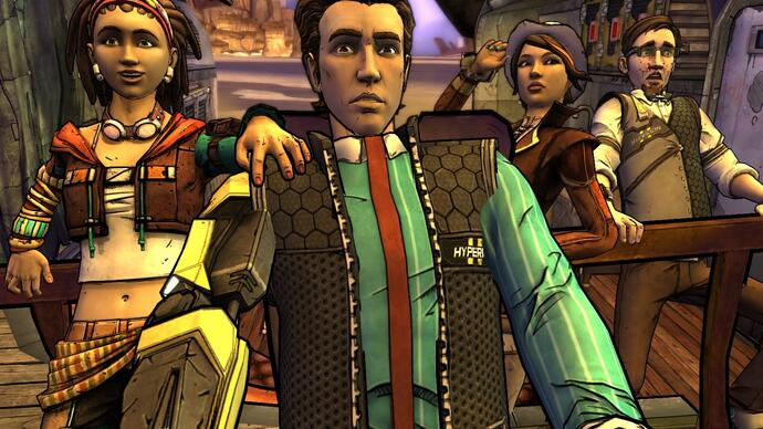 "Tales From the Borderlands' sales ""weren't great"""