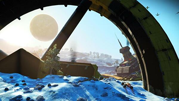 No Man's Sky Update Adds Multiplayer, 30 Extra Hours of Story