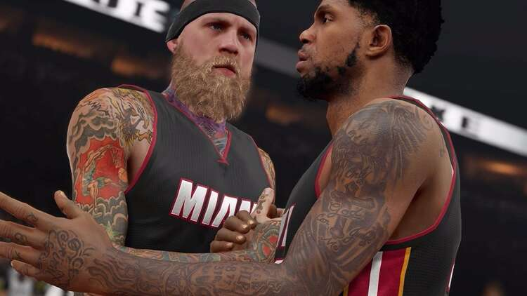 More Than A Year On Take Two Still Fighting Nba 2k Tattoo Lawsuit Eurogamer Net