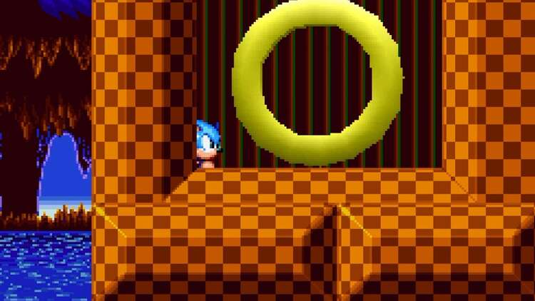 Sonic Mania Special Stages How To Get Chaos Emeralds And Gold Medals From Ufo Blue Sphere Stages Eurogamer Net