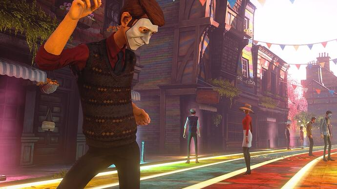 We Happy Few will be a full priced retail game launching in April