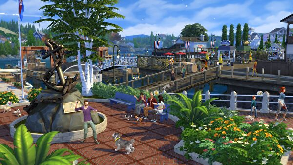 the sims 4 cats and dogs expansion pack  ing november