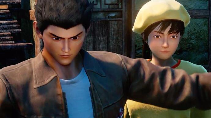 Shenmue 3 reveals new in-engine footage in Gamescom trailer