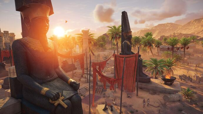 Jeszcze jeden trailer Assassin's Creed Origins z Gamescomu