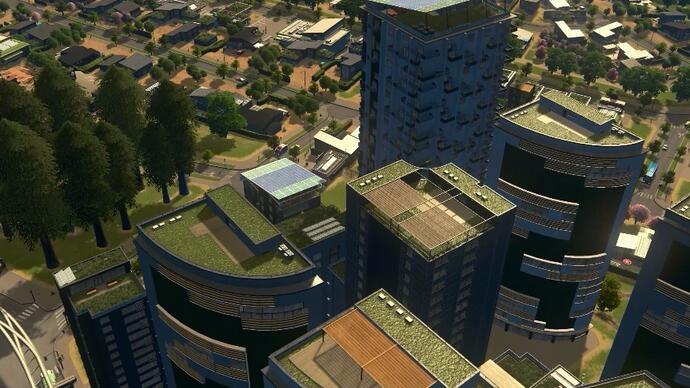 Cities: Skylines announces eco-friendly Green Citiesexpansion