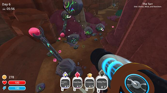 Slime Rancher is the poop-farming sim you didn't know you