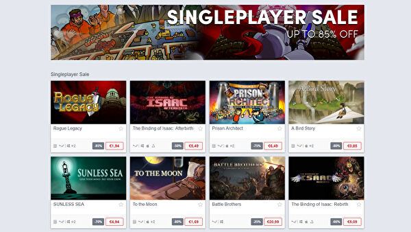 Humble_Store_Single_Player_Sale