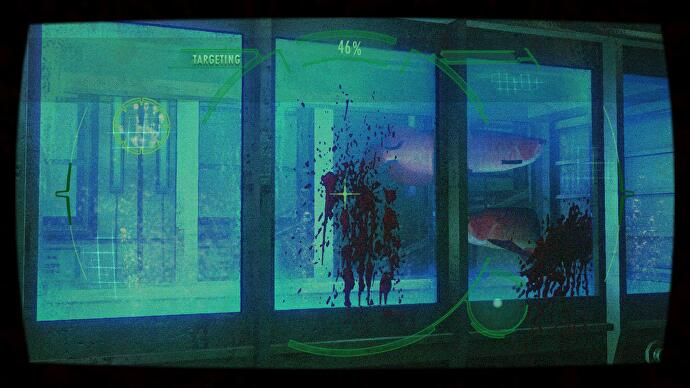 Resident Evil Revelations - Go to the laboratory, beat the
