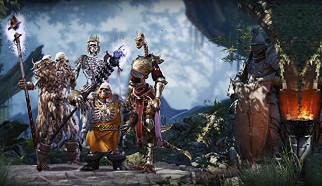Divinity: Original Sin 2 unveils one heck of an undead race