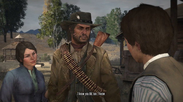 We Kill Dutch, Get Our Family Back in Red Dead Redemption