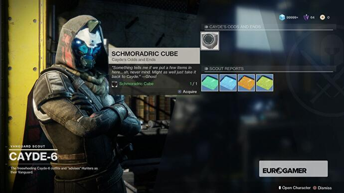 Destiny 2 Treasure Maps explained - How to find Cayde-6