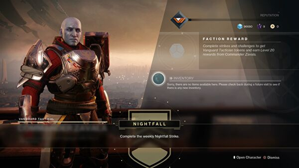 Destiny 2 Server Maintenance Arrives After First Weekly Reset