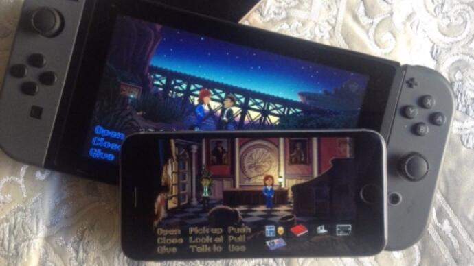 Thimbleweed Park sets release dates on Switch, iOS and Android