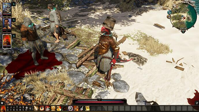 Divinity: Original Sin 2 is shaping up to be every bit as