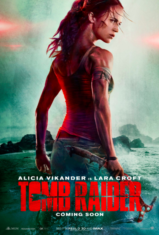 Image result for tomb raider poster