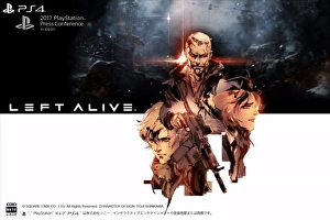 Square Enix anuncia Left Alive, del productor de Armored Core