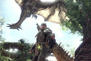 Monster Hunter World saldrá el 26 de enero de 2018