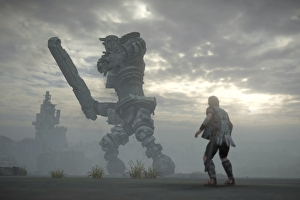 Nuevo trailer de Shadow of the Colossus para PS4