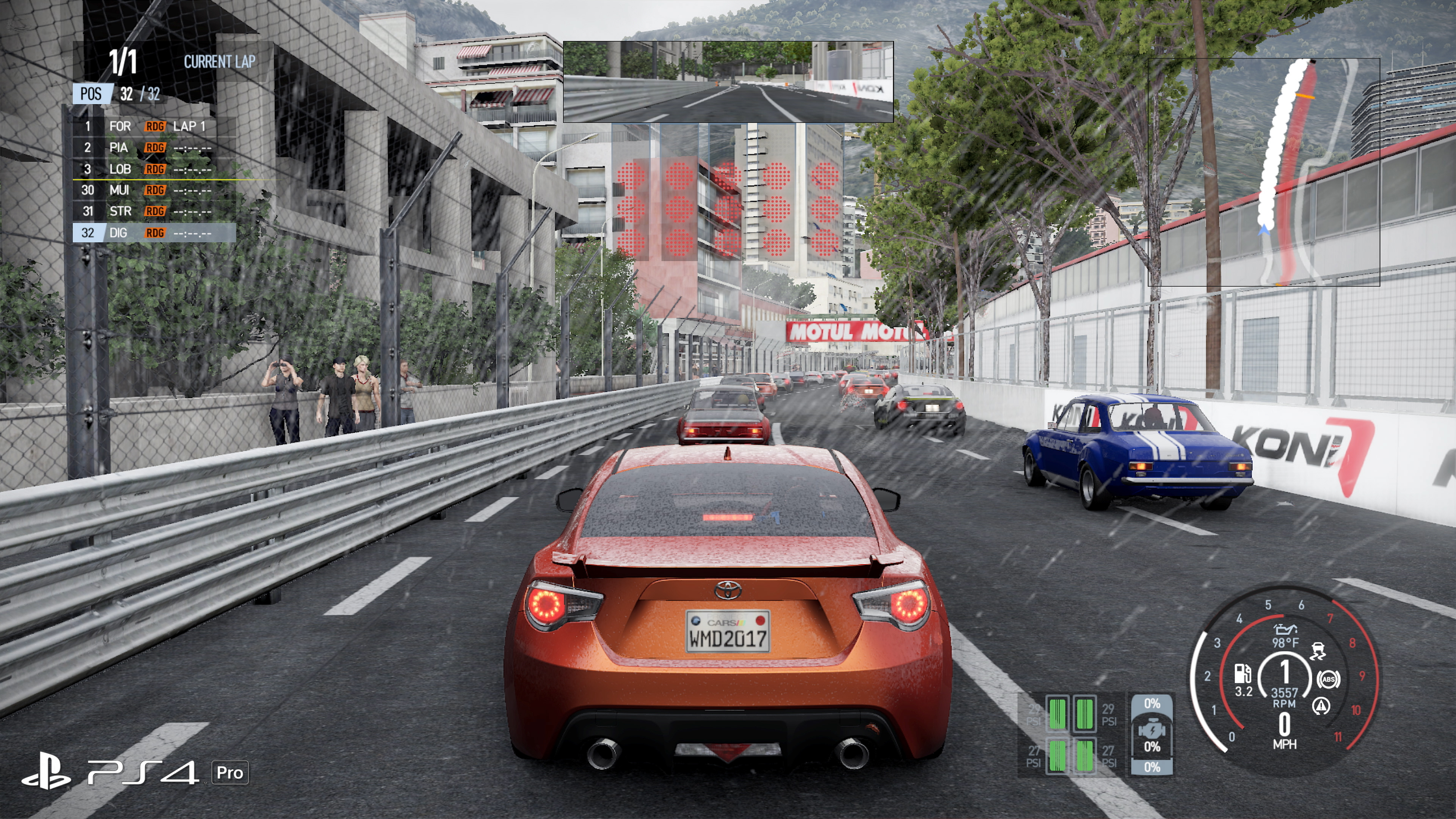 project cars 2 runs best on playstation 4 pro. Black Bedroom Furniture Sets. Home Design Ideas