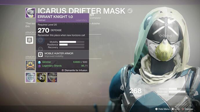 Destiny 2 Mods, Infusion explained, and when to decrypt Engrams in