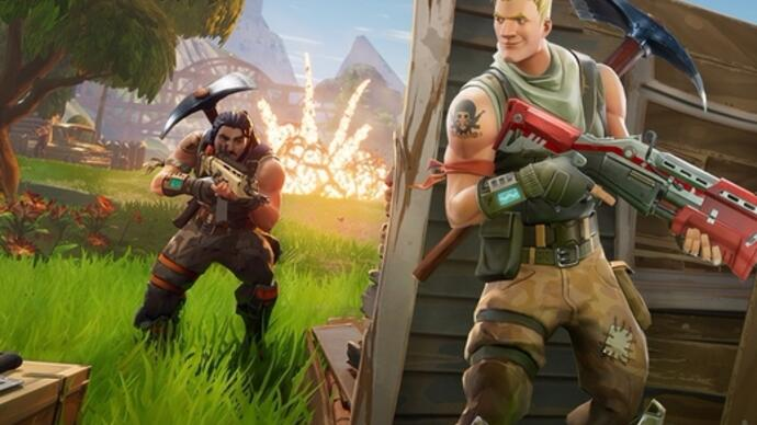 PUBG-inspired Fortnite Battle Royale will launch as a free mode