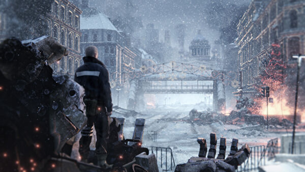 TGS 2017: Left Alive's Second Trailer Travels to the 22nd Century
