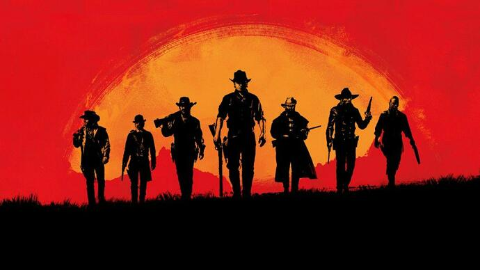 Vábení na trailer Red Dead Redemption 2