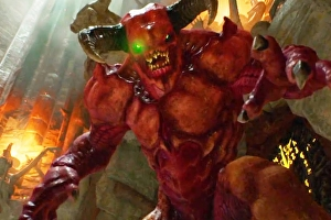 Doom per Nintendo Switch girerà a 720p