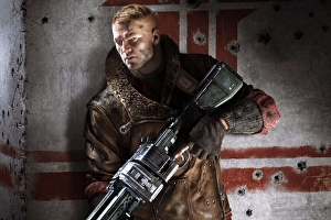 Wolfenstein II: The New Colossus   prova