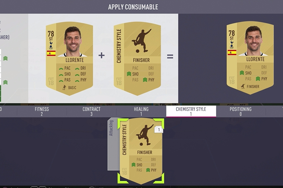 FIFA 19 Chemistry Styles explained - attributes affected and the best FUT Chemistry Styles for each position • Eurogamer.net