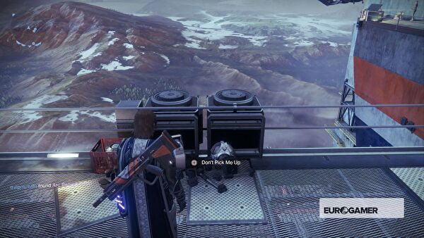 Destiny 2 tower secrets floor is lava tower ball secret room doing so will trigger the floor is lava mini game a tower of light will appear at the other end of the tower and the aim is to get there without touching negle Gallery