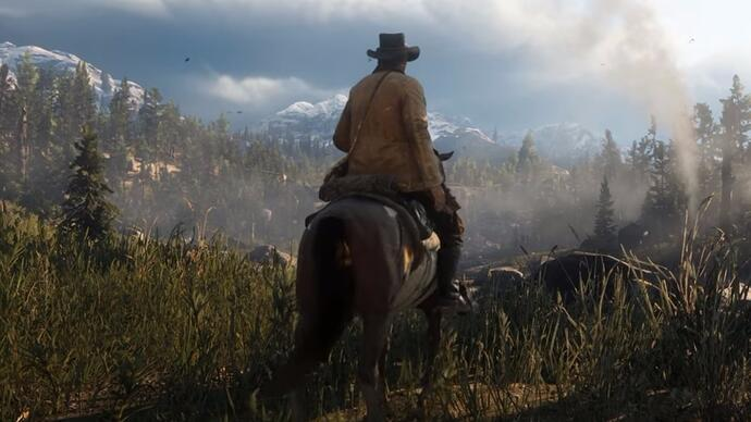 Red Dead Redemption 2 trailer onthult hoofdpersoon