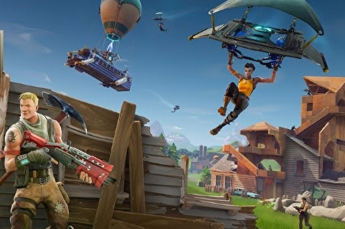 Fortnite Tips Tricks For Both Beginners And Those Still Mastering Battle Royale Eurogamer Net