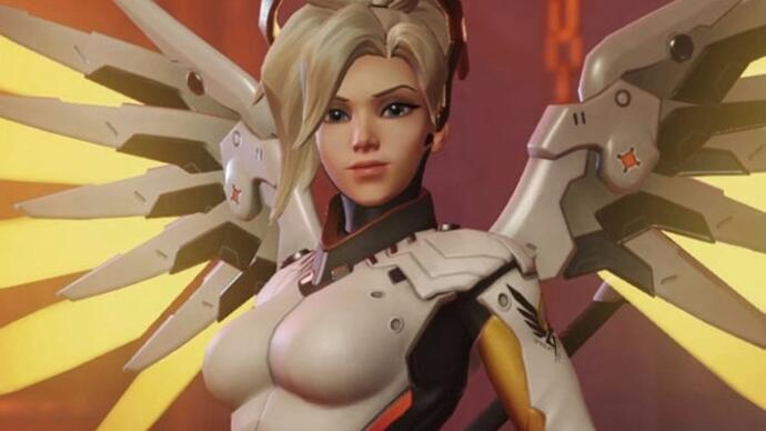 Overwatch PTR update changes Mercy yet again