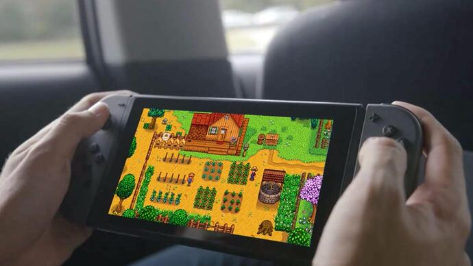 Stardew Valley: la versione Switch si mostra in un'ora di video gameplay